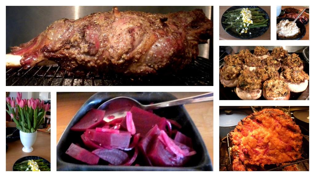 Easter 2014 food