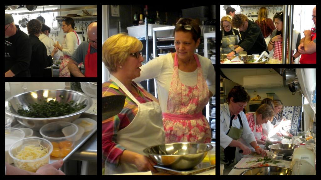 Flaky Tart cooking class2