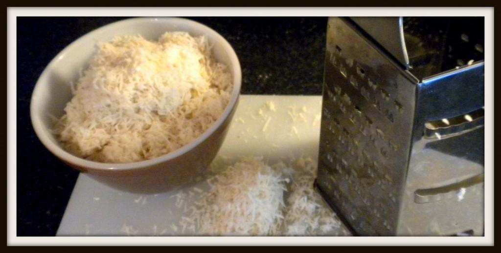 horseradish shredded