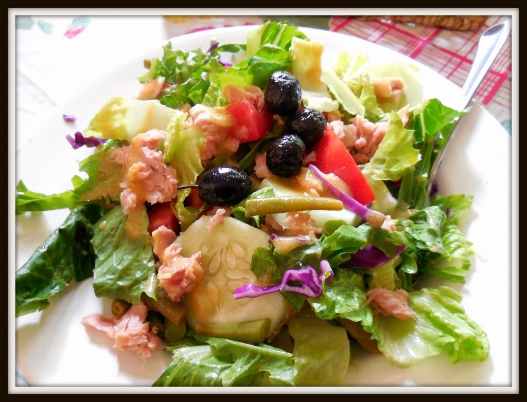 061714 chopped nicoise salad